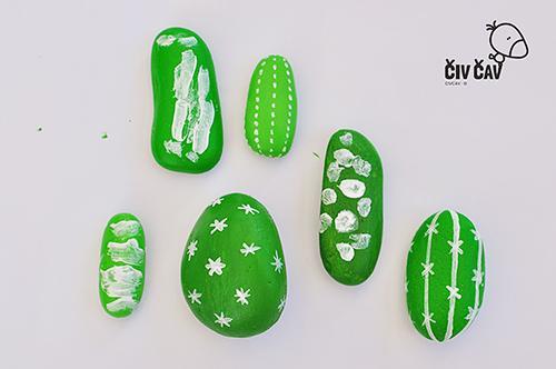 Kreativne-ideje-kamencki-kaktusi-pobarvani-kamni-civcav