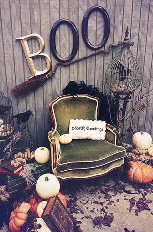 Foto kotiček za noč čarovnic