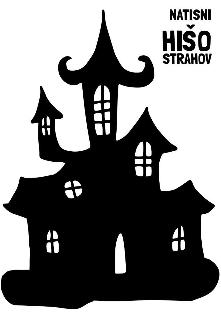 noč čarovnic - hiša strahov - civcav.si