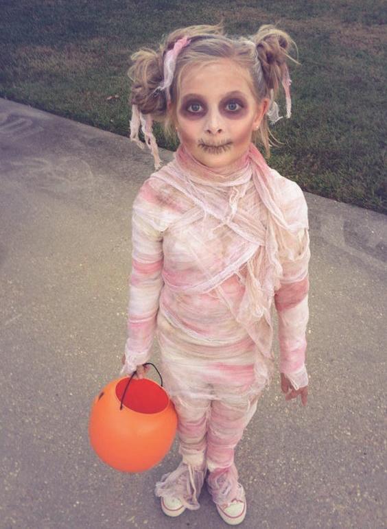 Kostum za noč čarovnic - mumija - civcav.si