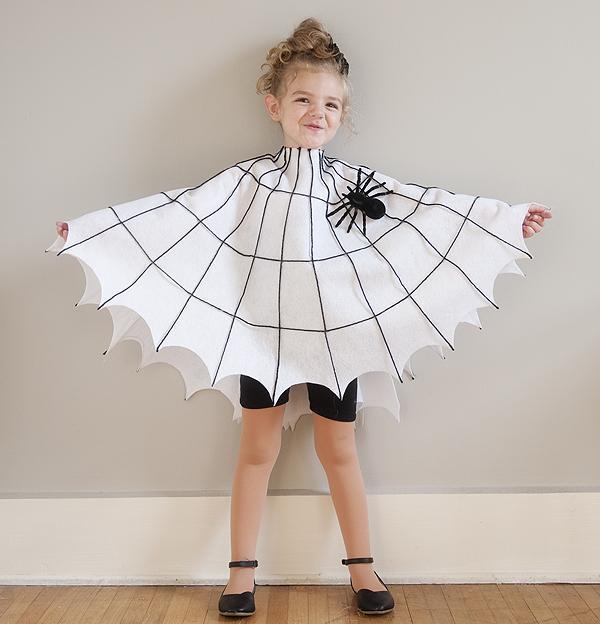 Kostum za noč čarovnic - pajkova mreža -civcav.si