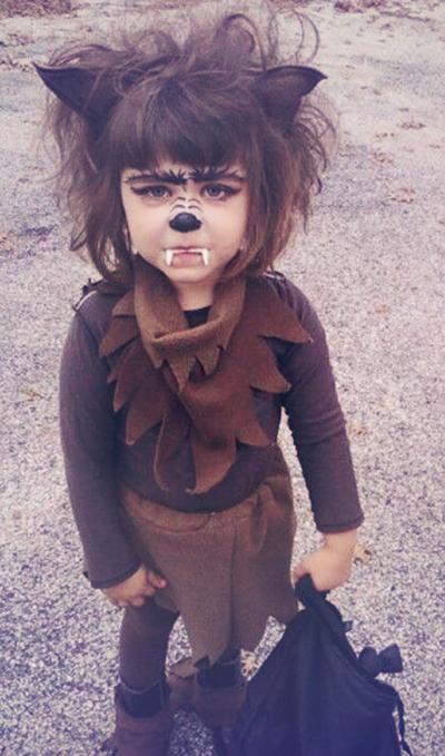 Kostum za noč čarovnic - volkodlak - civcav.si