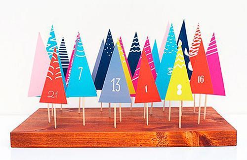 Adventni koledar - ideja 2 - diy - civcav.si