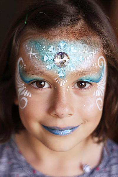 Pustna maska Elsa ledena princesa - civcav.si