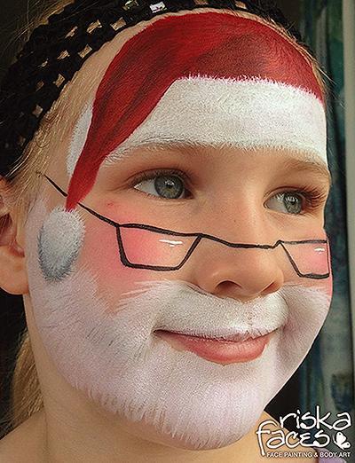 Pustna maska božiček - civcav.si