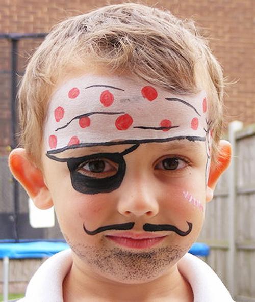 Pustna maska gusar - civcav.si