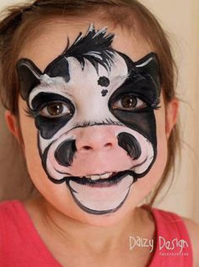 Pustna maska kravica - civcav.si