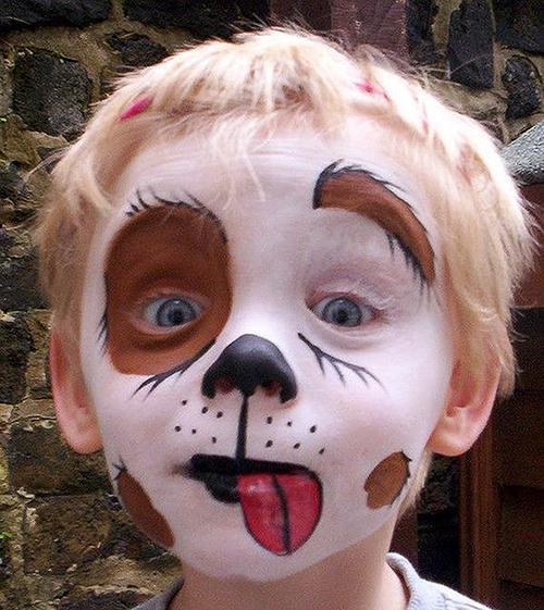 Pustna maska kuža - civcav.si