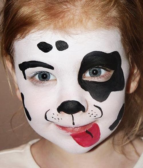 Pustna maska kuža 2 - civcav.si