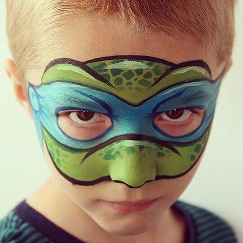 Pustna maska ninja - civcav.si