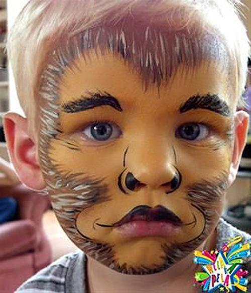 Pustna maska opica - civcav.si