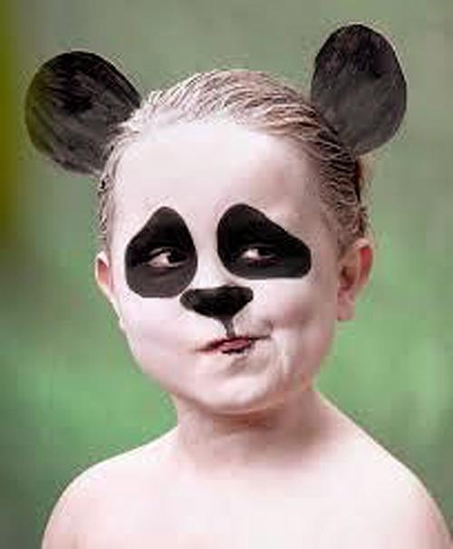 Pustna maska panda - civcav.si