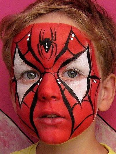 Pustna maska spiderman - civcav.si