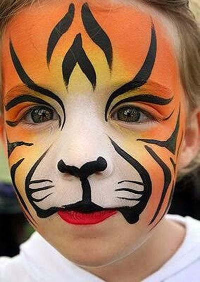 Pustna maska tiger - civcav.si