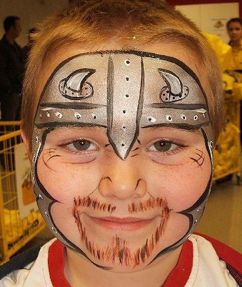 Pustna maska vitez - civcav.si
