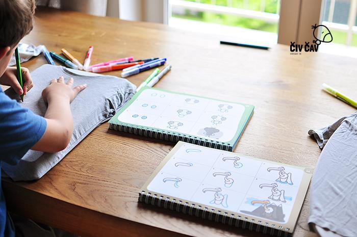 Najprej motiv skicirajmo s svinčnikom - civcav.si